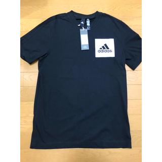 アディダス(adidas)のアディダスTシャツ 新品タグ付き(Tシャツ/カットソー(半袖/袖なし))
