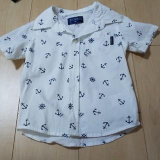 ニシマツヤ(西松屋)の半袖シャツ  95㎝(ブラウス)