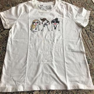 ジーユー(GU)の三浦大地✖️GUコラボTシャツ(Tシャツ(半袖/袖なし))