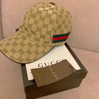 Gucci - GUCCI◆キャップ