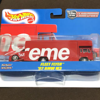 シュプリーム(Supreme)のsupreme Hot Wheels Fleet Flyer  (ミニカー)