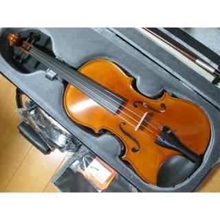 ヤマハ(ヤマハ)のYAMAHA ヤマハ バイオリン ブラビオール V7 4/4 付属品セット(ヴァイオリン)