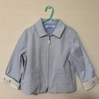 ファミリア(familiar)のfamiliar 女の子 ジャケット  サイズ110(ジャケット/上着)