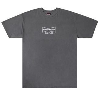 バビロン(BABYLONE)のwasted youth babylon XL 大阪限定 verdy tシャツ (Tシャツ/カットソー(半袖/袖なし))