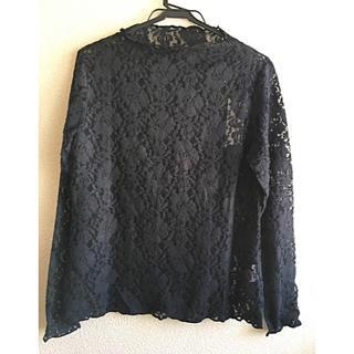 GU キモウレースTシャツ長袖 タグ付き未使用品
