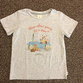 ジェラートピケ(gelato pique)のジェラートピケ キッズTシャツ M 超美品(Tシャツ/カットソー)