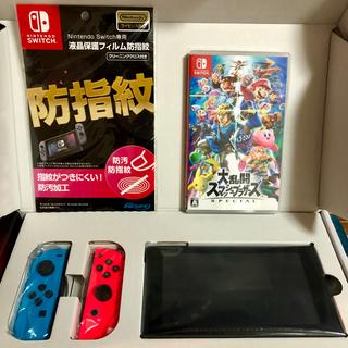 Nintendo Switch - Nintendo Switch & 大乱闘スマッシュブラザーズ SPECIAL