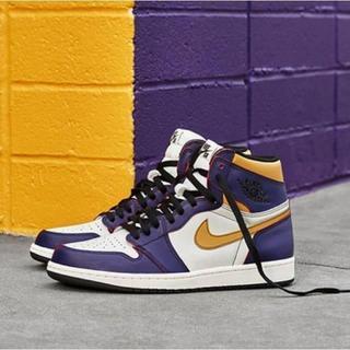 NIKE - Nike SB × Air Jordan 1 LA TO CHICAGO