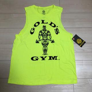 シュプリーム(Supreme)の【新品未使用】GOLD'S GYM ゴールドジムタンクトップ(Tシャツ/カットソー(半袖/袖なし))