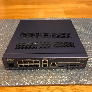 ヤマハ(ヤマハ)のヤマハ RTX1210 中古 値下げしました(PC周辺機器)