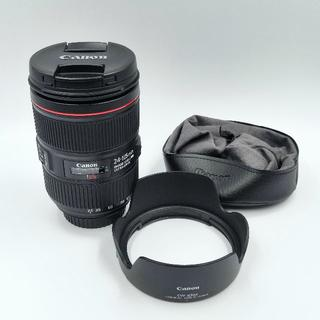 Canon EF 24-105mm F4L IS II USM 標準ズームレンズ