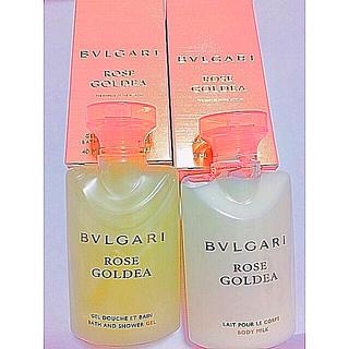 ブルガリ(BVLGARI)のブルガリ ボディーセット(ボディローション/ミルク)
