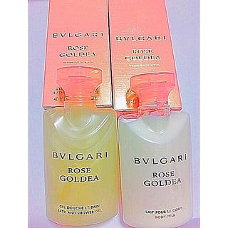 ブルガリ(BVLGARI)のブルガリ ボディーミルク&ジェル(ボディローション/ミルク)