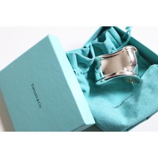 Tiffany & Co. - 極美品 ティファニー ボーン カフ tiffany バングル ブレスレット
