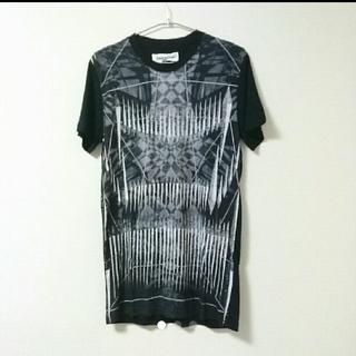 ZARA - 【定価9100円】新品 幾何学 Tシャツ トップス モード ストリート 半袖
