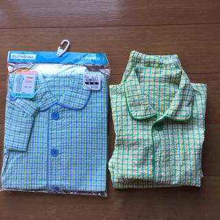 ニシマツヤ(西松屋)の半袖にもなるパジャマ 新品未使用(パジャマ)