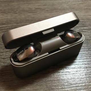 SONY - Sony BC-WF1000F ワイヤレスイヤフォン