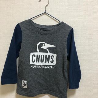 チャムス(CHUMS)のキッズ ロンT 長袖Sサイズ90-100/CHUMS チャムス(Tシャツ/カットソー)