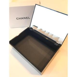 シャネル(CHANEL)の新品 シャネル ジュエリーボックス 小物入れ  アクセサリーボックス 小物ケース(小物入れ)