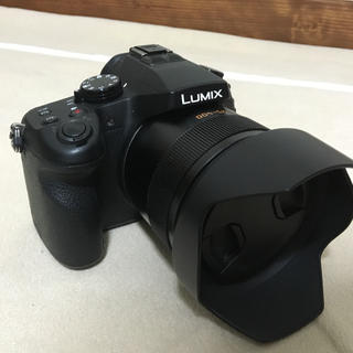 Panasonic - Panasonic DMC-FZ1000 4K LUMIX フィルター2枚付き