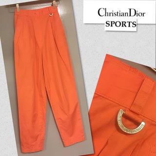 クリスチャンディオール(Christian Dior)の❤︎クリスチャンディオール スポーツ カジュアルパンツ❤︎(カジュアルパンツ)
