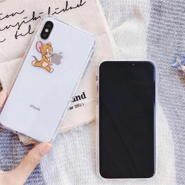 プラダ iphone8plus ケース 三つ折 、 トムとジェリー   ジェリー iphone スマホケースの通販 by アスリート's shop|ラクマ