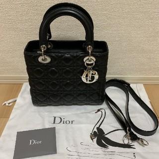 クリスチャンディオール(Christian Dior)の正規品♡ディオール レディディオール ハンドバッグ(ハンドバッグ)