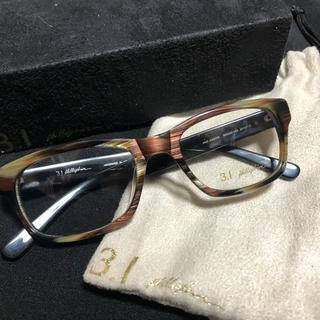 スリーワンフィリップリム(3.1 Phillip Lim)の31 Phillip Lim(スリーワンフィリップリム)メガネフレーム 伊達眼鏡(サングラス/メガネ)