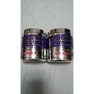 EAA セルコア アルファアミノ 381g 2個 必須アミノ酸 BCAA サプリ