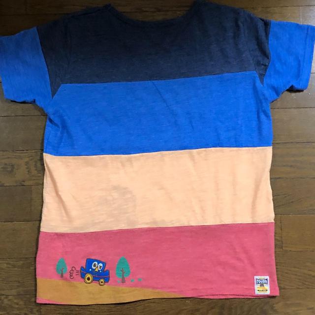 rough(ラフ)のrough🌟カラフル🏠Tシャツ レディースのトップス(Tシャツ(半袖/袖なし))の商品写真