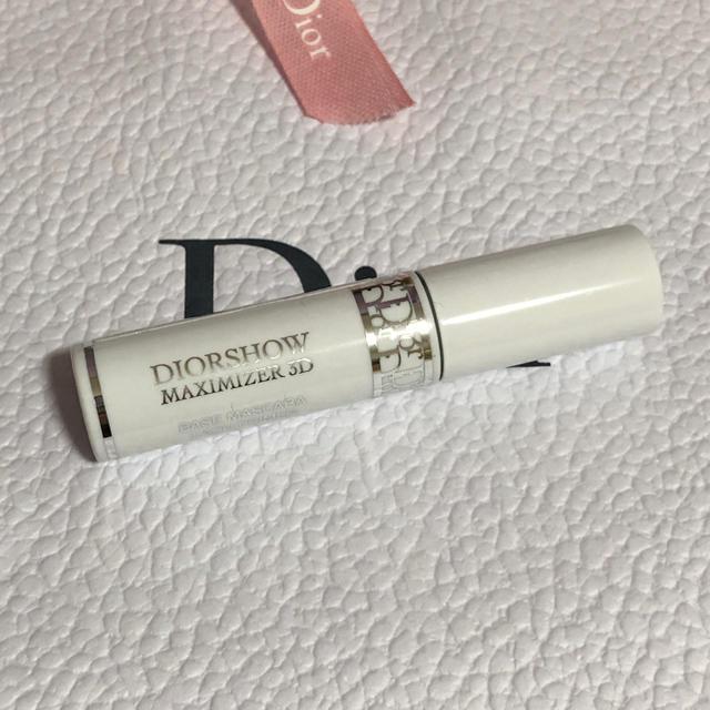Dior(ディオール)のDior マスカラベース ミニサイズ コスメ/美容のベースメイク/化粧品(マスカラ下地 / トップコート)の商品写真