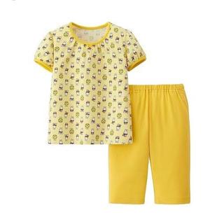 UNIQLO - UNIQLO ミッフィー パジャマ 半袖 100㎝