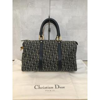 クリスチャンディオール(Christian Dior)のクリスチャンディオール Dior レディース ハンドバッグ ボストン トロッター(ハンドバッグ)
