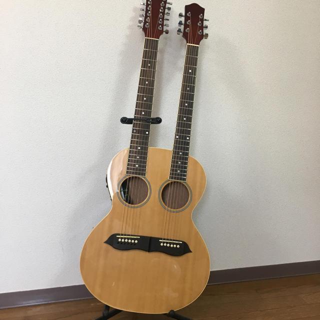 ダブル ネック ギター