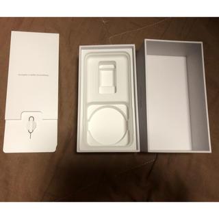 アイフォーン(iPhone)のiPhone8 空箱と説明書(その他)