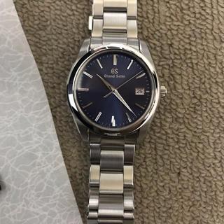 グランドセイコー(Grand Seiko)のグランドセイコー クオーツ sbgx 265 ブルー(腕時計(アナログ))