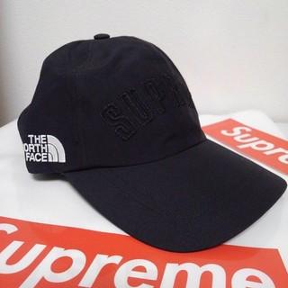 Supreme - 新作 シュプリーム コラボ キャップ TNF 帽子 ブラック ゴア 防水 撥水