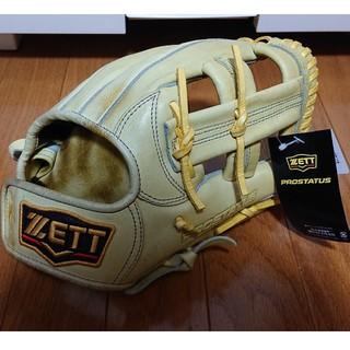 ZETT - 野球 ZETT プロステイタス 硬式内野手用グラブ 右投げ BPG194