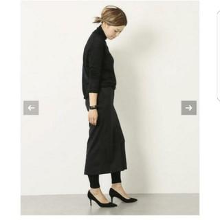 ドゥーズィエムクラス(DEUXIEME CLASSE)の2018 ドゥーズィエムクラス elegantタイトスカート(ひざ丈スカート)