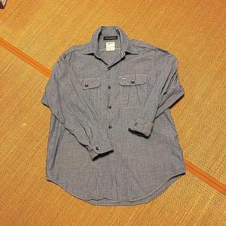 マディソンブルー(MADISONBLUE)の定番 シャンブレーシャツ(シャツ/ブラウス(長袖/七分))