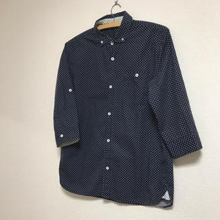 men's 7部袖 シャツ LLサイズ(シャツ)