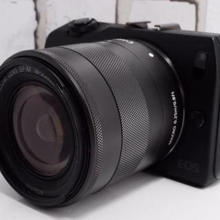 Canon - ★超美品★キャノン EOS M レンズセット