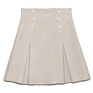 Lily Brown - ジャガードスカート