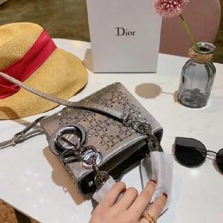 クリスチャンディオール(Christian Dior)のDior ショルダーバッグ/トートバッグ(トートバッグ)