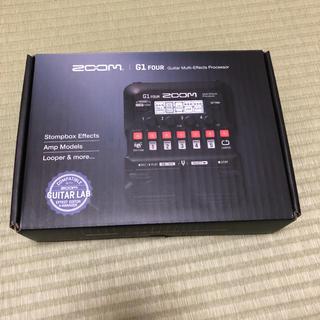 ズーム(Zoom)の新品同様 ZOOM G1 FOUR 保証期間有り(エフェクター)