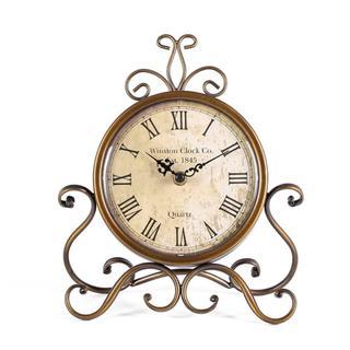置き時計 アンティーク風 おしゃれ 置時計