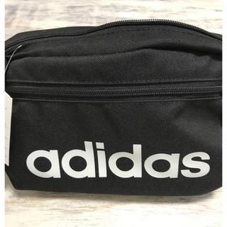 アディダス(adidas)のアディダス ウエストポーチ 新品(ボディバッグ/ウエストポーチ)