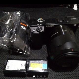 SONY - SEL50F18 単焦点レンズ