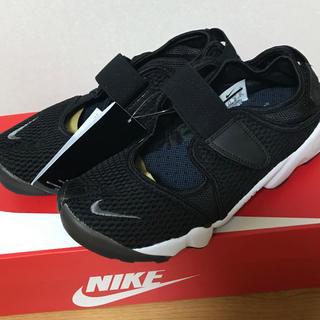 NIKE - ナイキ  エアリフト 24cm  黒