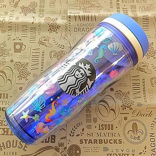 Starbucks Coffee - スターバックス 2019 ボトルオーシャンアイコンズ 355ml